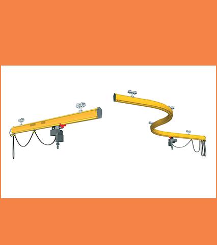 Crain-Monorail Hoist